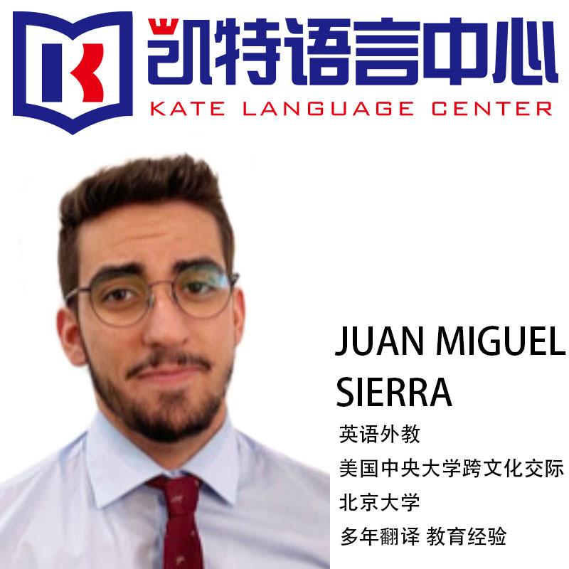 JUAN MIGUEL SIERRA